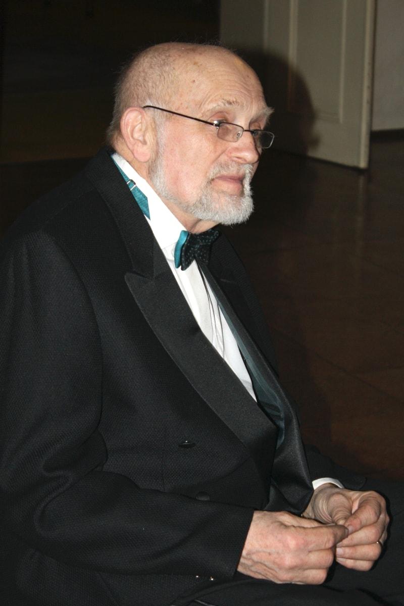 Zámek Bludov - 75. narozeniny Karla Mornstein-Zierotina