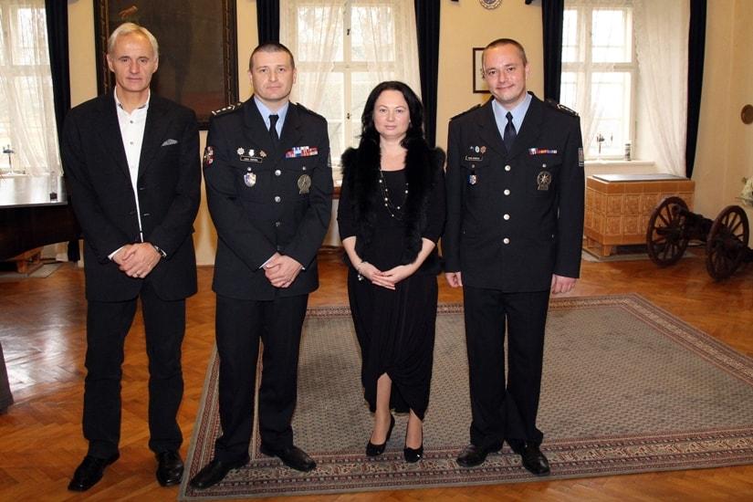 Zámek Bludov - Policista roku 2013