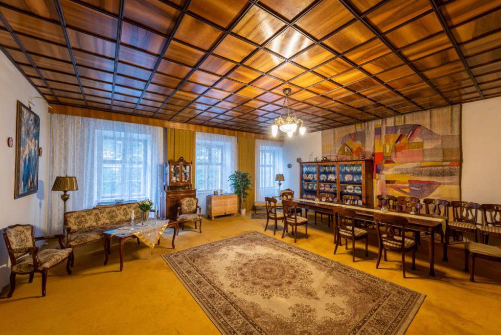 Bludov Castle - Vermietung von repräsentativen Räumlichkeiten
