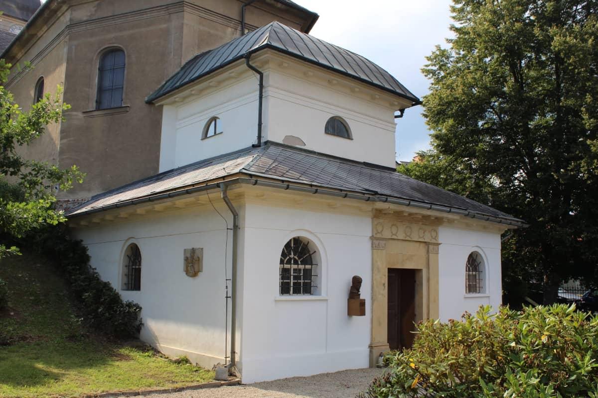 Zámek Bludov (Olomoucký kraj) - Výročí 170 let od narození Karla Emanuela Žerotína